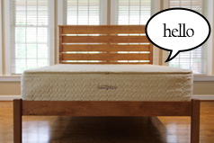 Savvy Rest pocketed coil mattress