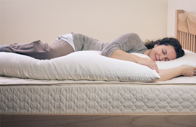 organic kapok body pillow