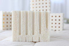 Talalay latex is a little softer than its Dunlop counterpart