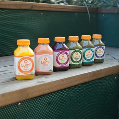 Lumi organic juices