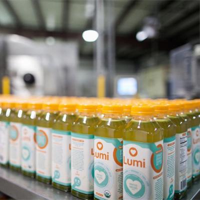 Lumi cold-pressed organic juices