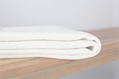 wool crib mattress pad