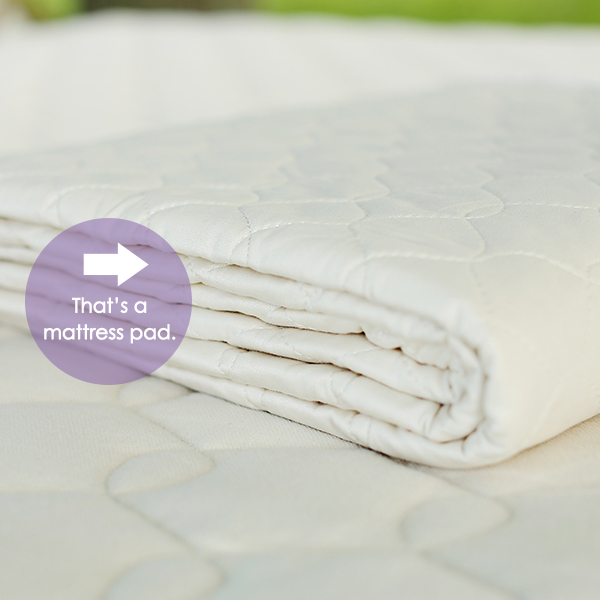 organic mattress pads for mattress protection