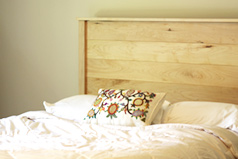 pamper yourself with an organic mattress