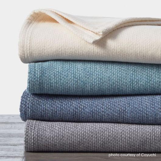 organic wool blankets