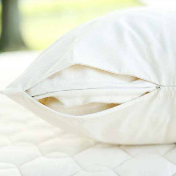 organic allergy cover for pillows