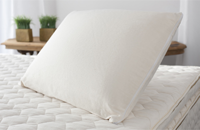 natural Dunlop latex pillow