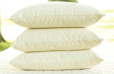 adjustable natural wool pillow