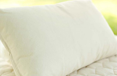 certified organic kapok pillow