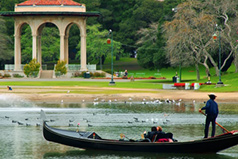 relaxing places in the east bay