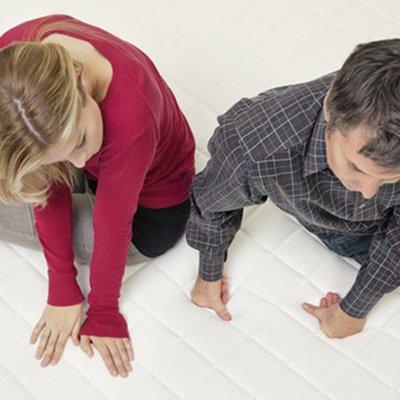 finding the right mattress firmness