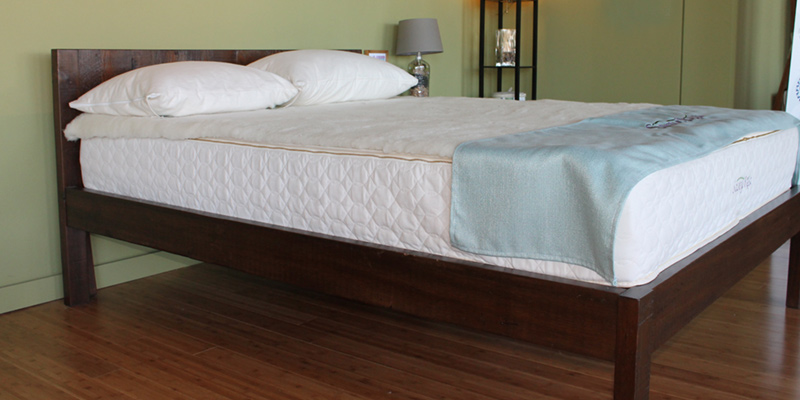 custom furniture at Savvy Rest Natural Bedroom in Berkeley