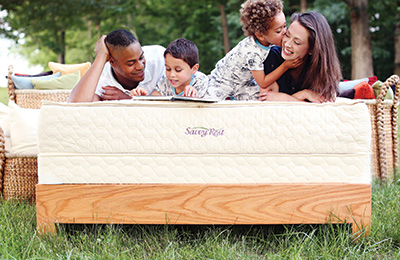 Savvy Rest organic mattresses