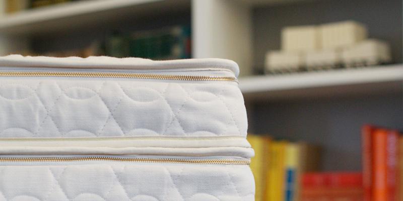organic latex mattress topper