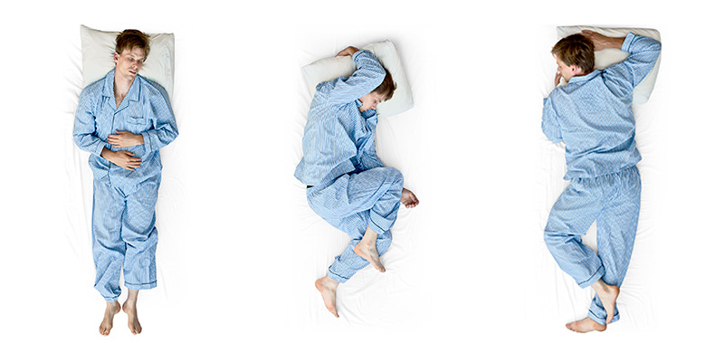 Sleeping Positions Back Side Amp Stomach Sleepers