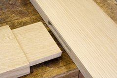 Sofa Frame Construction: Quality Wood + Mortise and Tenon Joints