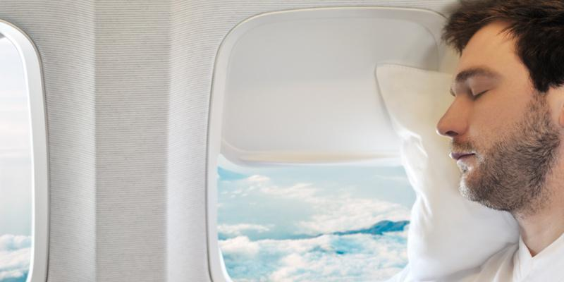 tips for sleeping while traveling