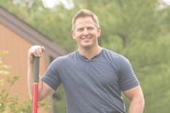 Jason Cameron TV host DIY Man Caves