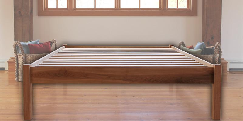 mattress foundation vs. platform bed