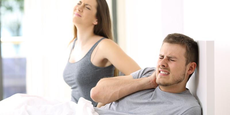 mattress-in-a-box mattresses aren't so good for couples with different needs