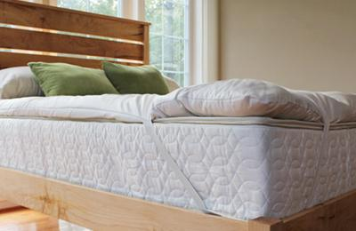 natural wool mattress topper