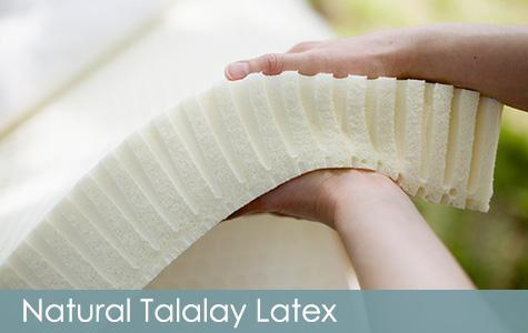 talalay latex mattresses offer unique pressure relief and comfort