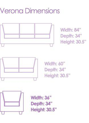 savvy rest chair dimensions