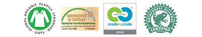 natural Talalay latex topper certifications