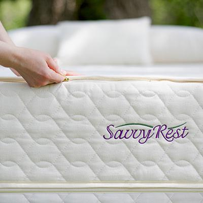 Savvy Rest natural latex exchange