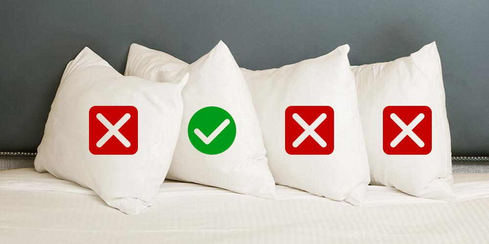 Which pillow is right for me?
