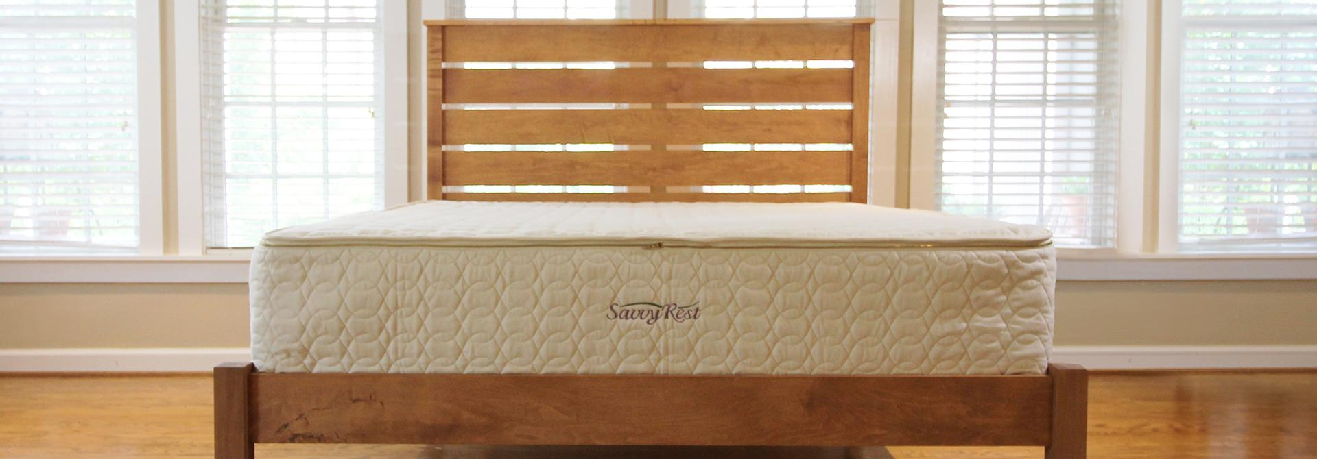 best platform bed for latex mattress