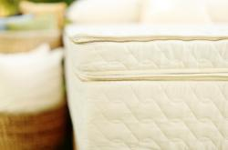 Luxury organic mattress: the Unity Pillowtop