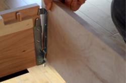 how to assemble a platform bed insert