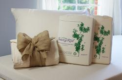 organic bedding for children and college dorms