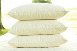 Organic Wool Pillow, customizable from Savvy Rest