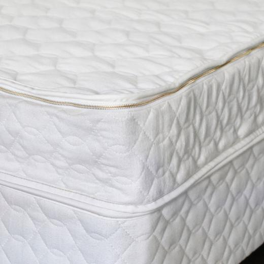 Tranquility natural mattress on a Savvy Rest foundation