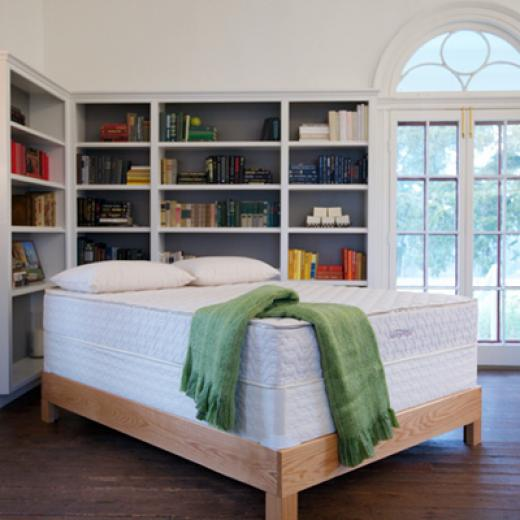 Savvy Rest organic mattresses in Charlottesville