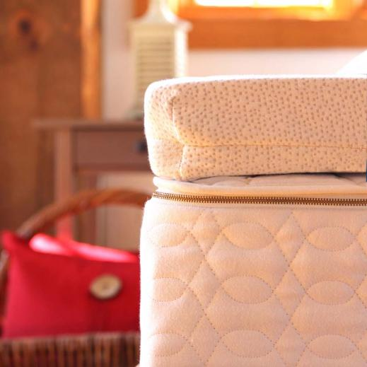 Natural Talalay Latex Topper - the Vitality by Savvy Rest