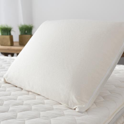 Soap shape latex pillow made with natural Dunlop