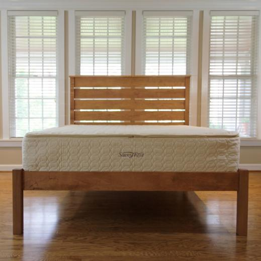 natural latex innerspring mattress