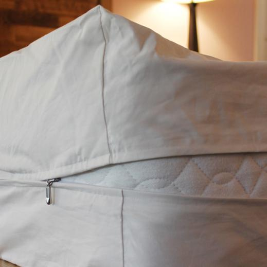 Organic Mattress allergy cover made with organic cotton