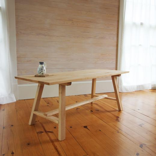 sustainably-sourced bench