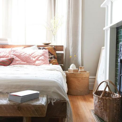 Creating a natural bedroom starts with your mattress