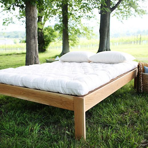 Organic wool mattress from Savvy Rest
