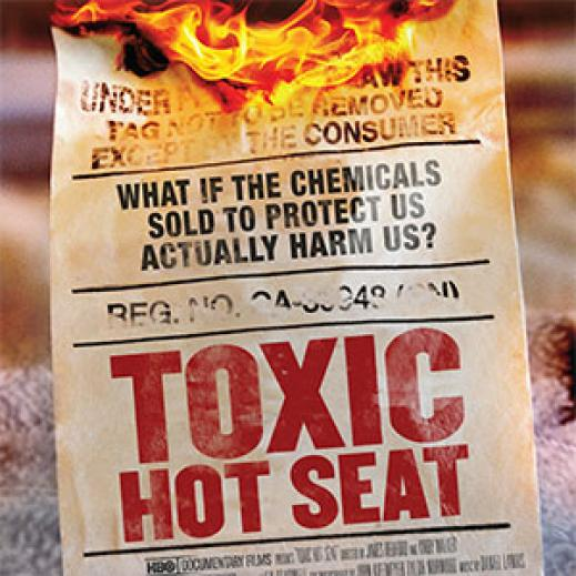 Toxic Hot Seat and flame retardants