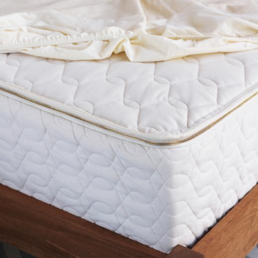 organic waterproof mattress protector pad
