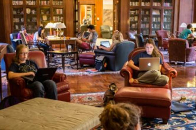 5  best places to nap at UVA