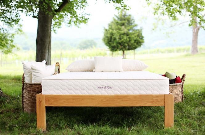 Savvy Rest's Earthspring natural mattress