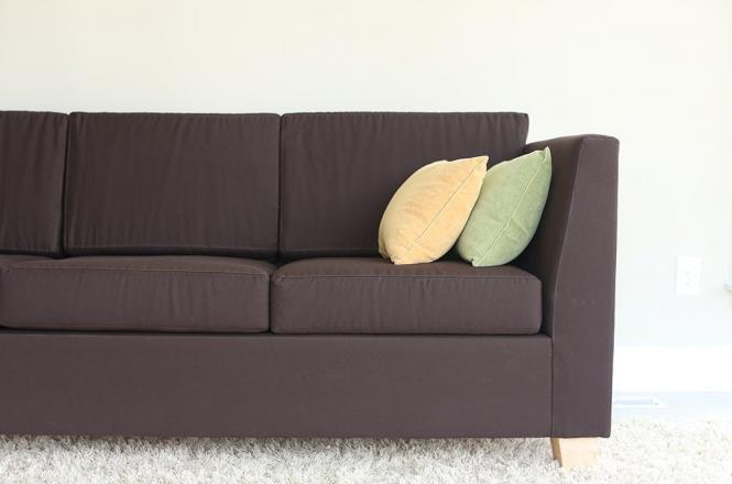 organic sofa options
