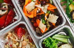 organic food delivery boxes